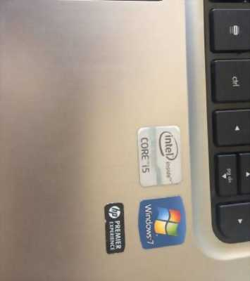 Laptop hp, core i5