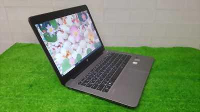 HP folio 1040 G1 + core i5-4 + Ram 4g + ssd 128g + máy đẹp 98%
