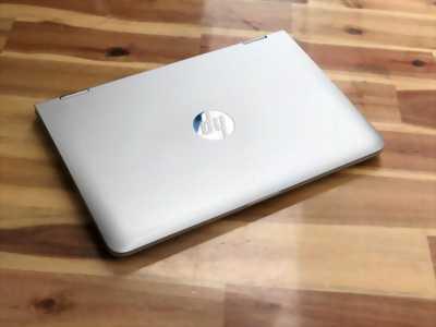 Laptop Hp Pavilion X360, i3 7100U 4G SSD128 11in Toud xoay 360 độ Đẹp giá rẻ
