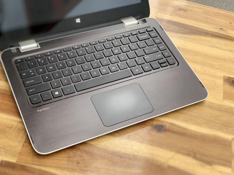 Laptop Hp Pavilion 13 X360, AMD A8 6410 8G SSD180G Cảm ứng xoay 360 độ Vga rời zin 100% Giá rẻ