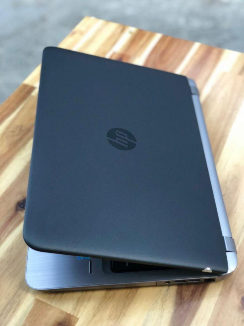 Laptop Hp Probook 450 G3, I5 6200U 4G SSD128 + 500G 15inch Finger Đẹp Keng Giá rẻ