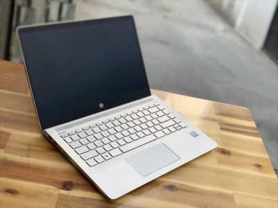 Laptop Hp Pavilion 14-bf014tu, Core i3 7100U 4G 1T Màu Gold Siêu mỏng Full HD Giá rẻ