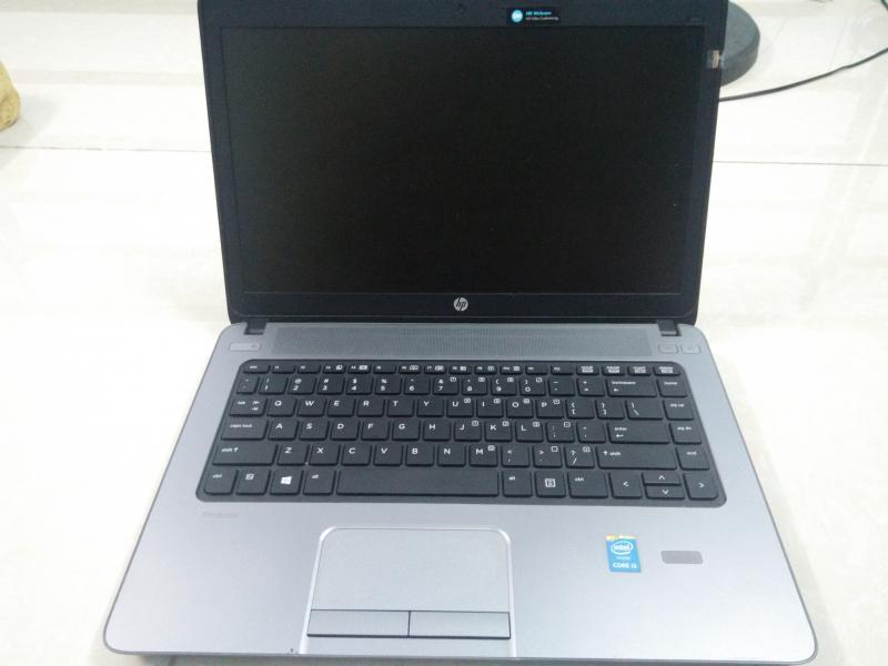 Laptop hp probook 440