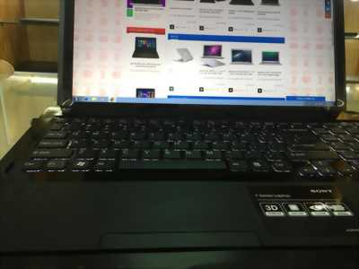 LAPTOP SONY VAIO VPC F23 CORE I7-2670QM/ 4GB/ 500 GB