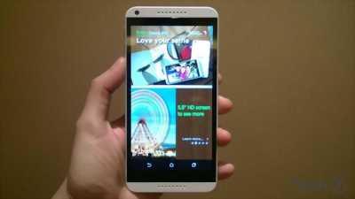 HTC 816 máy mới nguyên zin 99% RAM 3GB