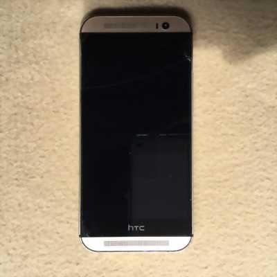 Điện thoại HTC One M8 32 GB vàng