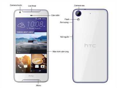 HTC Desire 628 dual SIM Trắng 32 GB
