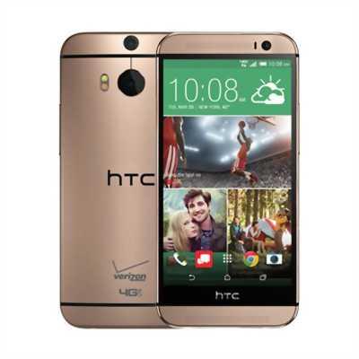 HTC One M8 Vàng hồng 16GB