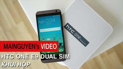 Bán HTC one E9 Dual sim