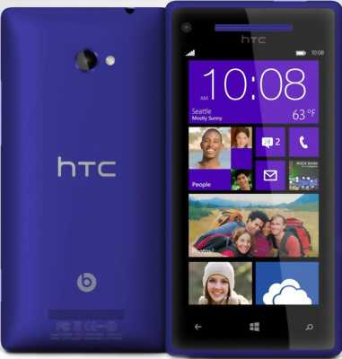 điện thoại HTC 8x