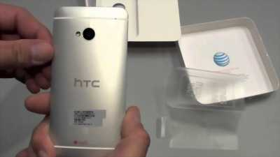 HTC One M7 32 GB Đen