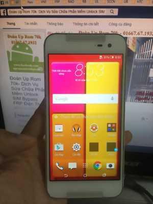 Bán xác HTC one J HTL22