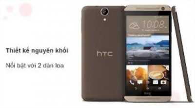 HTC One E9 Dual Đen giao lưu