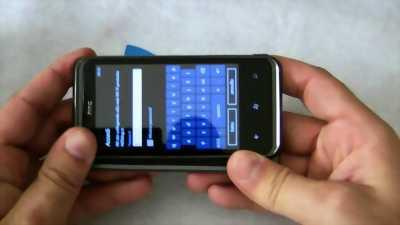 HTC HD7 Quốc tế huyện trần văn thời
