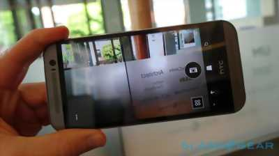 HTC U Ultra/U Ultra Sapphire Trắng