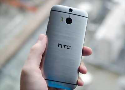 HTC One M9 Bạc đẹp long lanh
