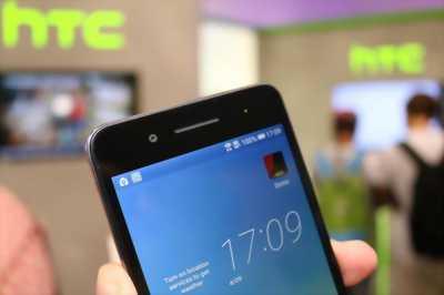 HTC Desire 728G đen màn to