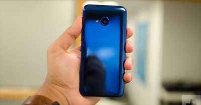 HTC U11 Blue Theo Chân WC Giá Bèo