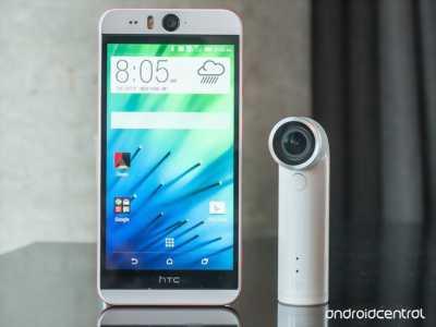 HTC Desire EYE selfie 16 GB trắng đỏ