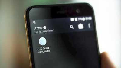 HTC U Play 32 GB đen bóng - jet black