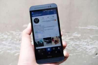 HTC One M8 Xám 32 GB mới fullbox quận 3
