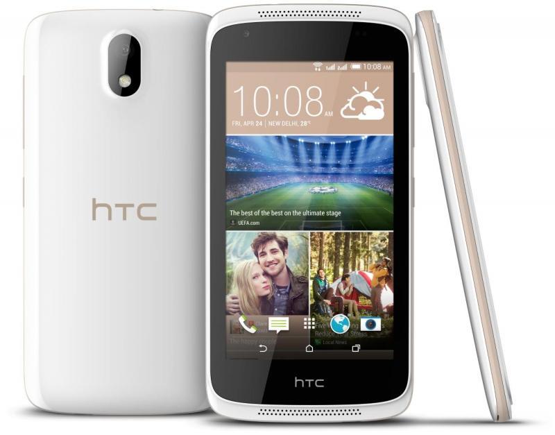 HTC 816 trắng ram 2gb, bộ nhớ 16gb
