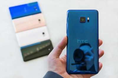 HTC U ULTRA Black nứt lưng nhẹ công ty Fullbox