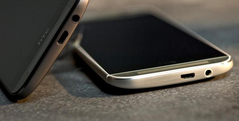 HTC M8 còn mới 97%..