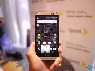 HTC M8 harman kardon chuyên chơi nhạc