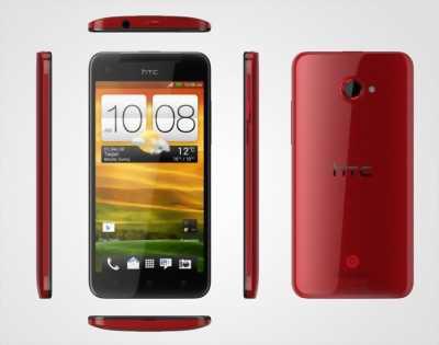 Điện thoại HTC U11 EYES 64GB màu đỏ ở Hà Nội