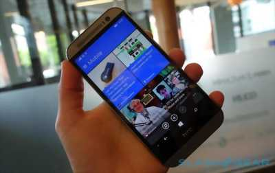 HTC One E9 Dual 16 GB Đen - 2 sim mua tại TGDĐ