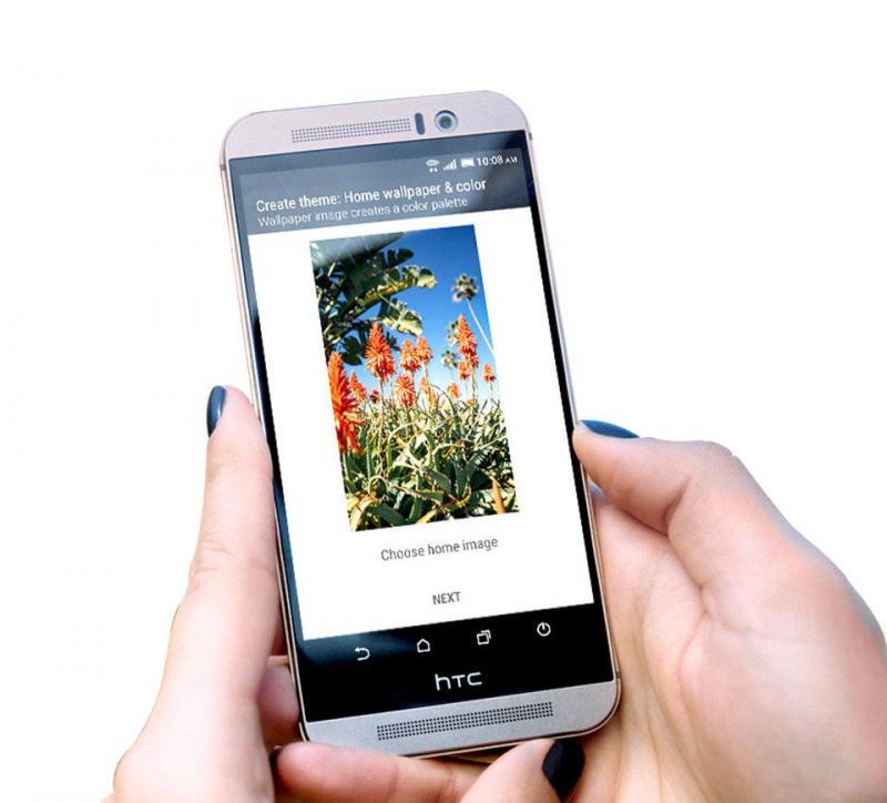 HTC M9 muốn giao lưu bù thêm tiền