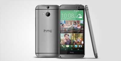 HTC One M8 32 GB 2 cam sau