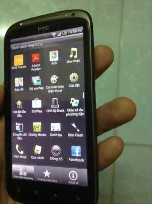 HTC Desire 10 Pro Trắng vtay nhạy