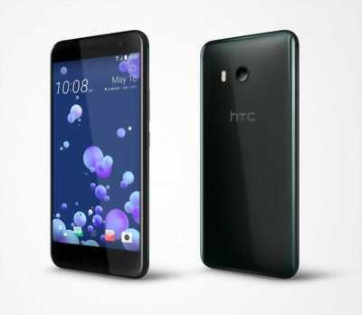 HTC U Play Đen bóng - Jet black 32 GB tại an giang
