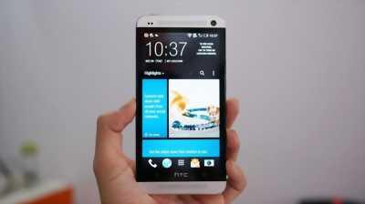 Cần bán HTC ONEM7HTC One M7 Đen
