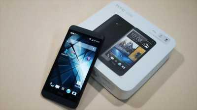 HTC desire 816 1 sim kèm ốp lưng gương