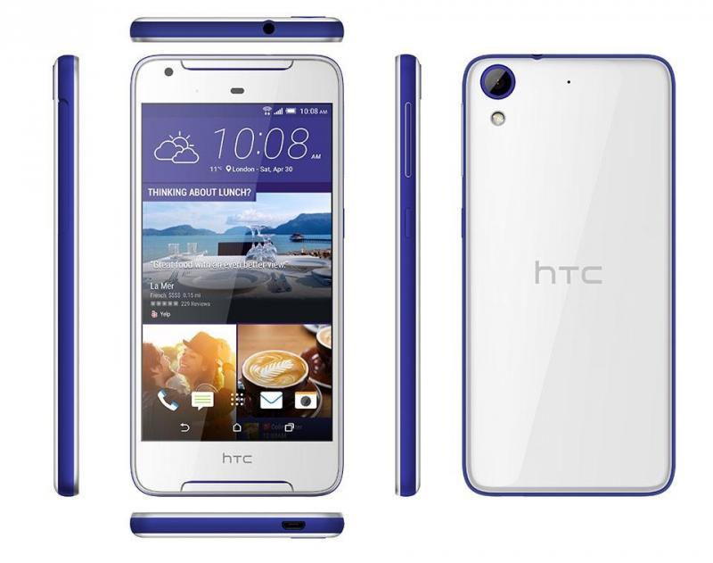 HTC Desire 628 dual SIM 32 GB Đen máy còn mới 95%