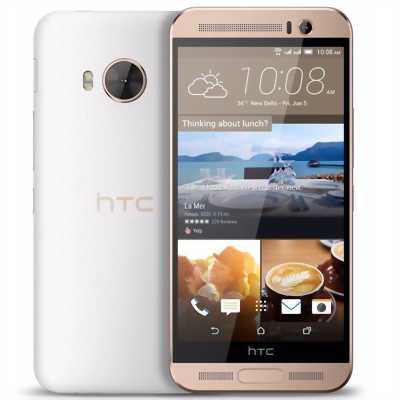 HTC One Me gold, máy nhà xài, mới 99%