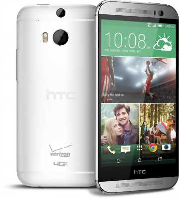 HTC One M8 Bạc