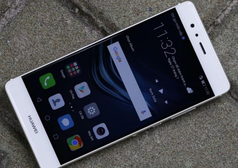 Huawei P9 bạc fullbox