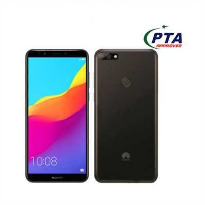 Huawei Y7 Pro đen