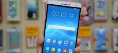 Tablet Huawei media T2 7 pro màu vàng.