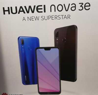 Huawei Dòng khác Vàng hồng 64 GB