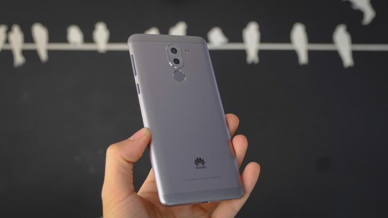 Huawei GR5 Mini Xám giao lưu ip6lock