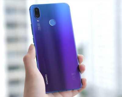 Huawei nova 3i màu tím xanh