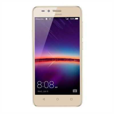 Huawei Y3ll 2017 màu gold fullboc Như mới BH dài