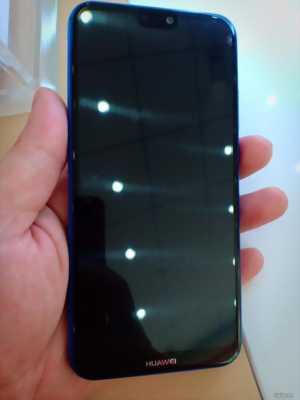 Huawei Nova 3e Xanh dương 64 GB đẹp keng huyện phú giáo