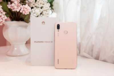 Huawei Nova 3e Vàng hồng