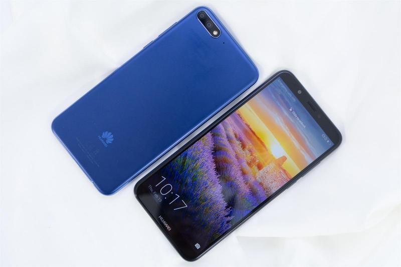 Huawei Y7 pro 2018 còn bh 6.2019